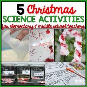 Christmas Science Activities