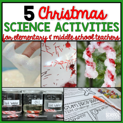 Christmas Science Activities