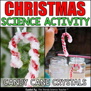 Candy Cane Crystals