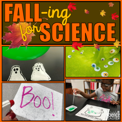 Fall Themed Science Activities