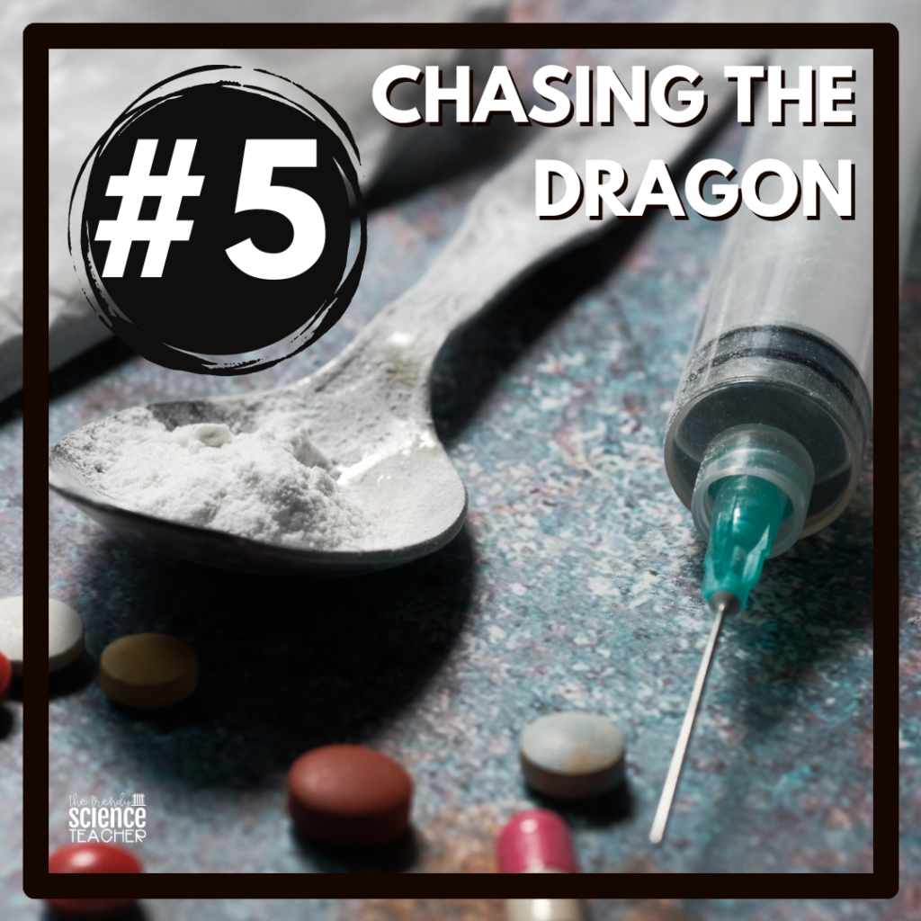 Chasing the Dragon Teacher Resources