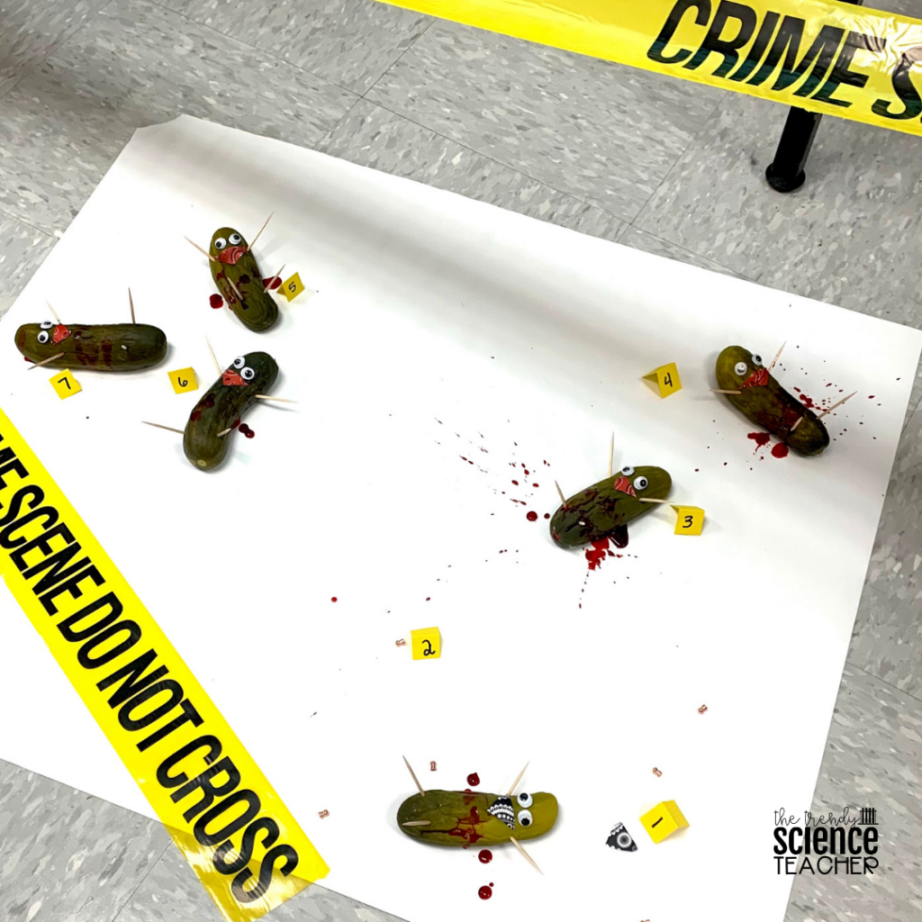 Engage Your Forensics Students with the Pickle Autopsy